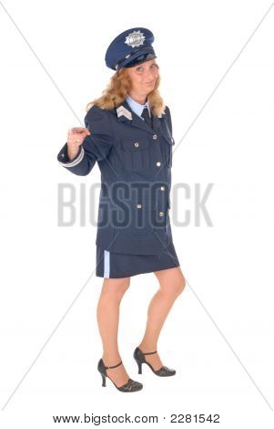 Female Police Officer
