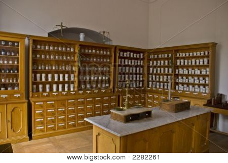 Farmacia medieval