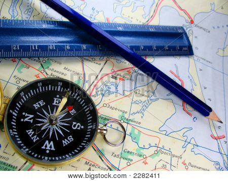 Compass & Map 2