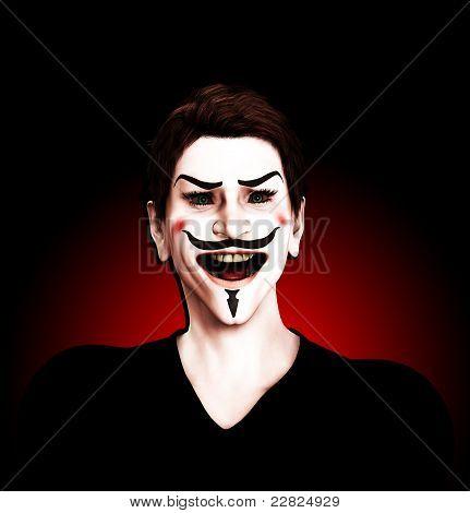 Loco Guy Fawkes