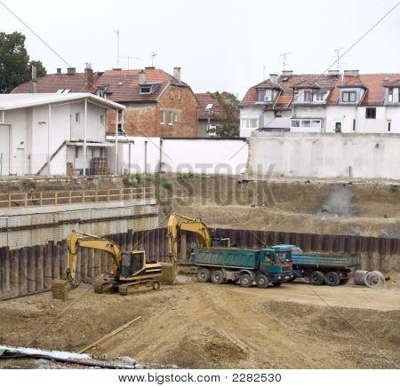 Diging Up