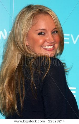 LOS ANGELES - AUG 19:  Tiffany Thornton at the D23 Expo 2011 at the Anaheim Convention Center on August 19, 2011 in Anaheim, CA