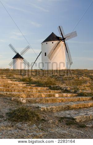 Spanish Windmills