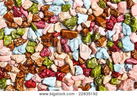 Colorful Candy -  Background