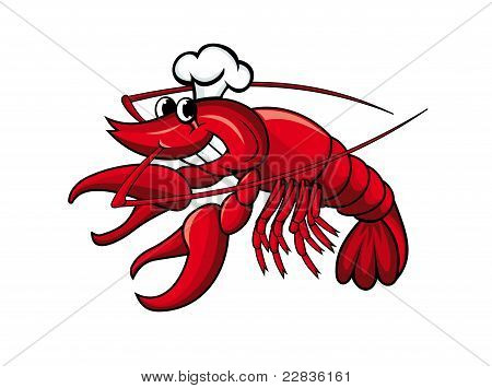 Smiling Crayfish Chef
