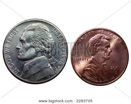 Nickel And Penny