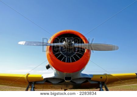 Airplane Propeller