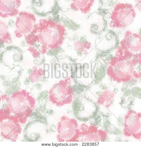 Background Cabbage Roses