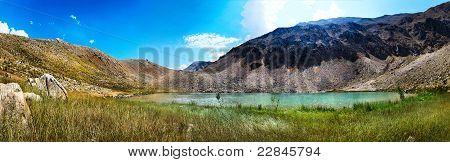 Green Mountain Lake - Yesil Gol