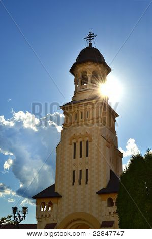 Church From Alba Iulia, Romania