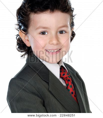 Little Businessman