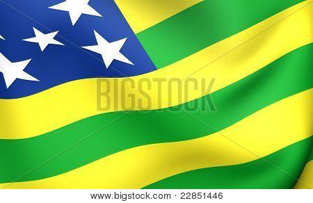 Flag Of Goias