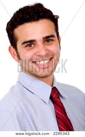 Business Mann Portrait