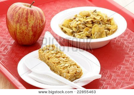Healthy Kids Or Adults Meal