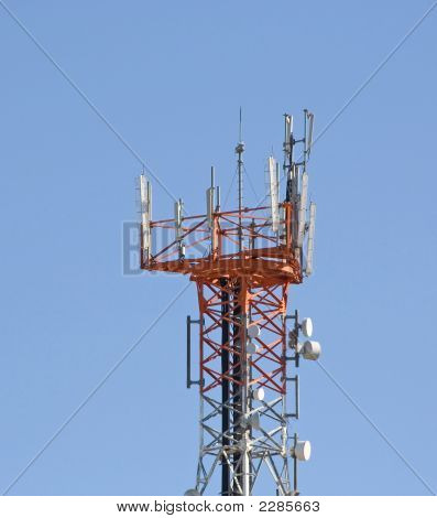 Mobile Telephony Antenna