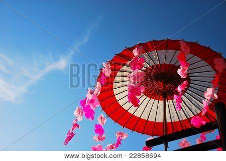 Festival Umbrella