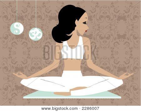 Mss Boo Yoga