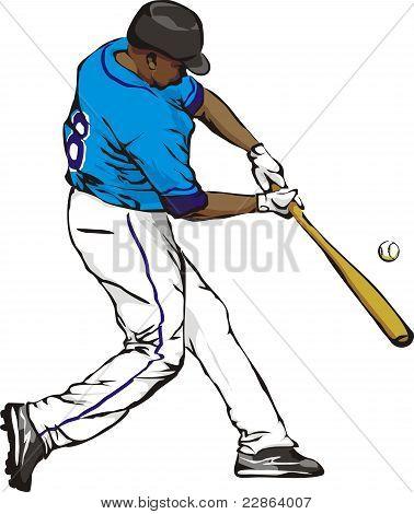 baseball - bat and ball team sport
