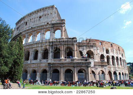 Rome - Colosseo, Colosseum