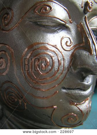 Maori Buddha