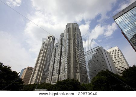 Tokyo Metropolitan City Hall