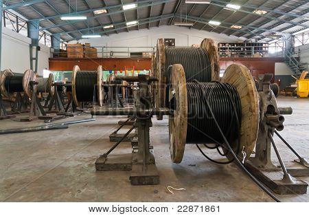 Electric Cable Reels