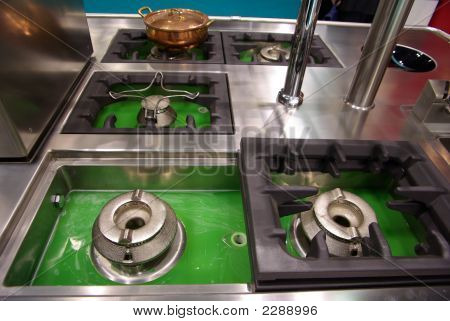 Cleaning Cooktop