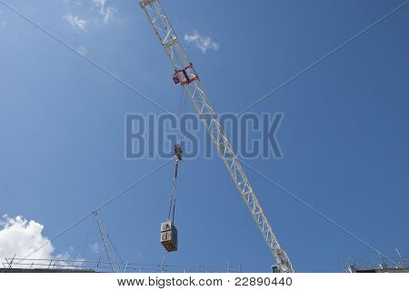 White Tower Crane