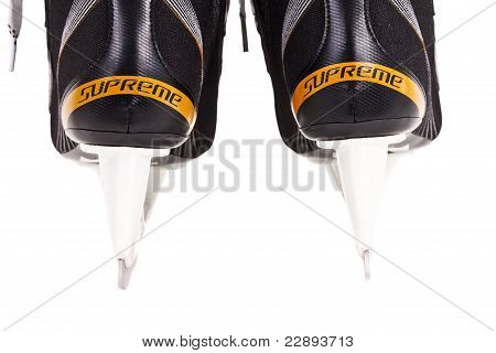 Pair Of Hockey Skates