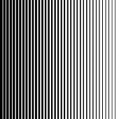 Line Halftone Pattern With Gradient Effect. Vertical Lines In Black And White. Template For Backgrou poster