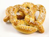 Two Soft Pretzels poster