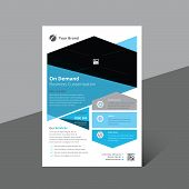 Creative Business Flyer 55 poster