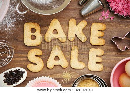 Hornear galletas de venta