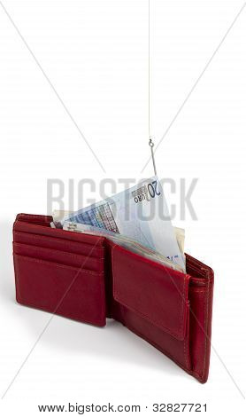 Stealing Money Out Of Wallet