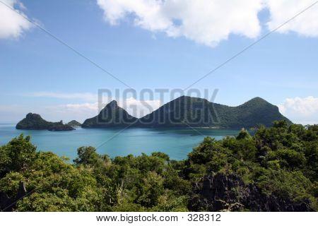 Ang Thong Islas - Tailandia