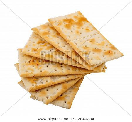 cracker with a sesame