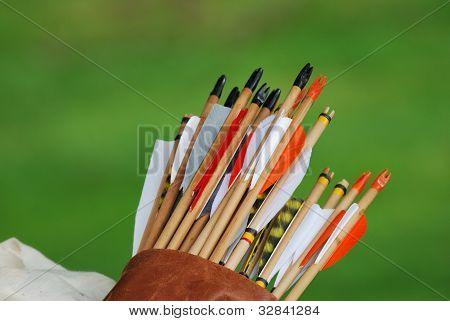 quiver of arrows