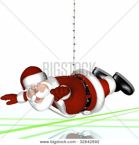 Santa's Impossible Mission