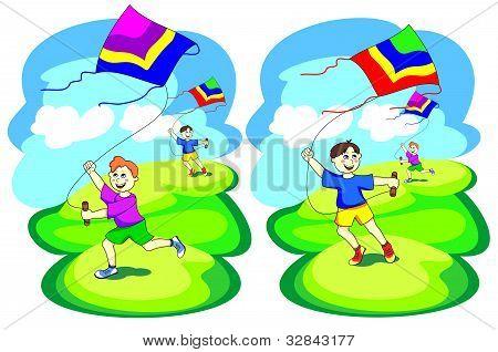Kite Game