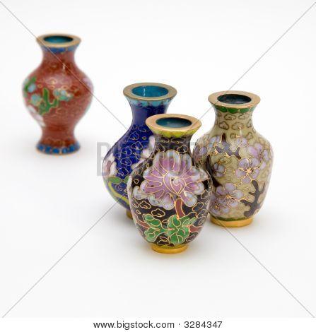 orientalische Vase clique