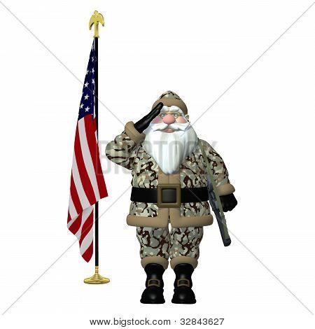 Militar Santa