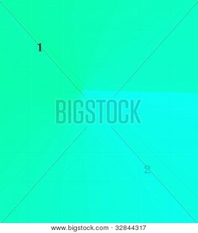 Blue greenish texture