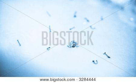 Mosquito Larvae Blues