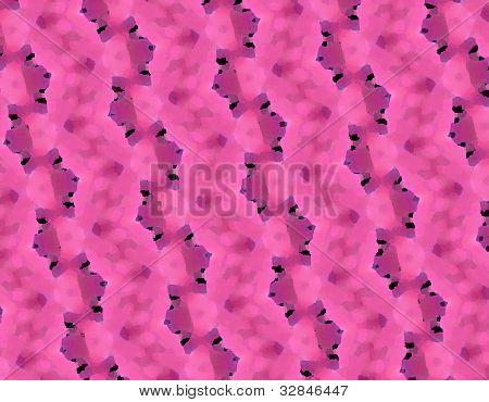 Grunge Hot Pink