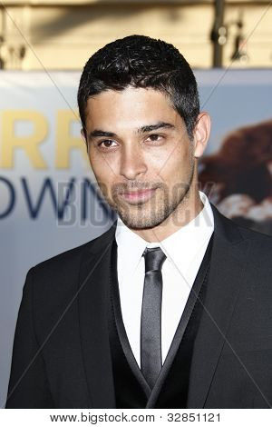 LOS ANGELES - JUN 27: Wilmer Valderrama arrives at the Premiere of Universal Pictures' 'Larry Crowne' at Grauman's Chinese Theatre on June 27, 2011 in Los Angeles, California