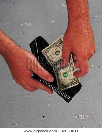 Spending Last Dollar