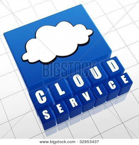 Servicio en la nube