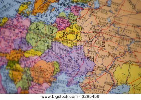 Eastern Europe Detail