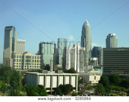 Downtown Charlotte, Nc