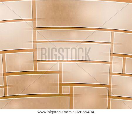 Media Wall Background